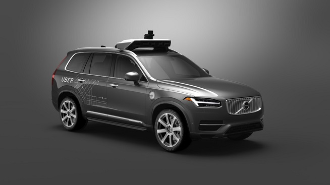 Within four months you pick an autonomous Volvo XC90 Uber at home